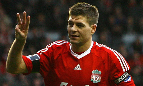 STEVEN GERRARD | Football News