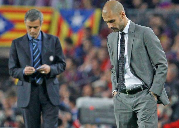 Mourinho-Guardiola