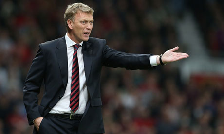 David Moyes: I?m learning every week about Manchester United