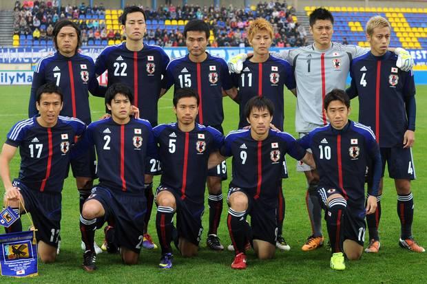 Japan-line-up