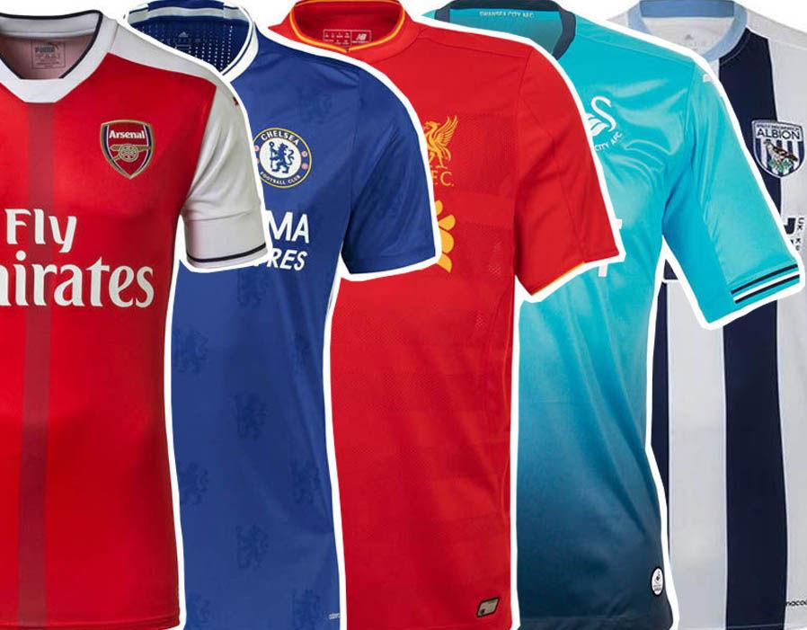 brand new d87b5 2fdea The Premier League's Kit Washing Expenses - Football News